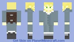 Daidysh Minecraft Skin