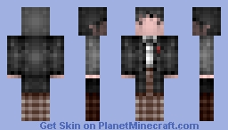 2nd / Doctor Who, Patrick Troughton, 1966 -1969 Minecraft Skin