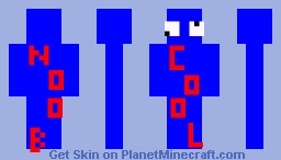 Cool Noob Skin xD! Minecraft Skin