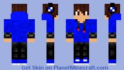 RevanXDaniel253 Request~  Minecraft Skin