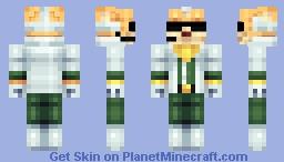 James McCloud Minecraft Skin