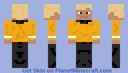 ℜαînβΘΨ℘î∑ - [CONTEST SKIN] James Tiberius Kirk (William Shatner) (D.D.S) Minecraft Skin