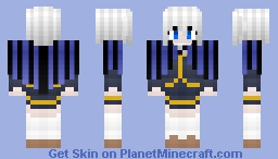 Campione! - Liliana Kranjcar Minecraft Skin