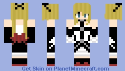 Marie Rose ~DOA5 Ultimate~ :3 [Fave Character!] ~☯ℱoxxརe ♡ Minecraft Skin
