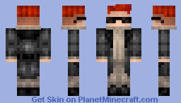 Stakeout in Rome Minecraft Skin