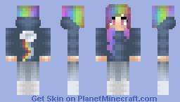 ☾ℛene - Request from joyfoster44☽ Minecraft Skin