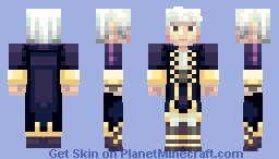 Robin (Female in description) Minecraft Skin