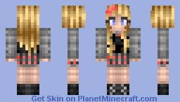~Hyst~ Back to School! Minecraft Skin