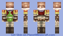 Singed ~ LoL Minecraft Skin