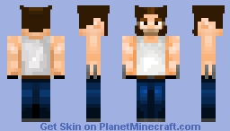 The Wolverine Minecraft