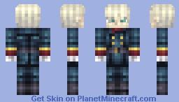 Slaine Troyard Minecraft Skin