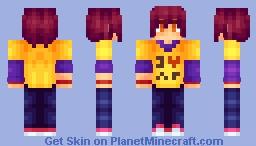 Sora- No Game No Life [Pop Reel c:] Minecraft Skin