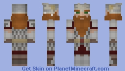 King of Battelon Minecraft Skin