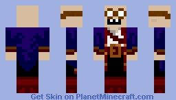 Pirates Minecraft Skin