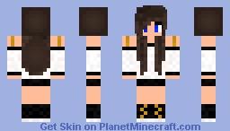 Female version of my skin Minecraft Skin