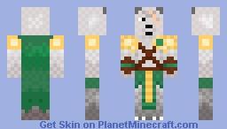 MTG Ajani Minecraft Skin