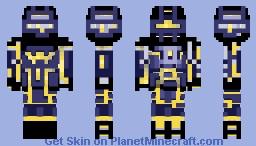 BOT [WORK IN PROGRESS] Minecraft Skin