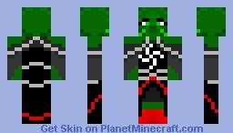 Godtier Calliope Minecraft Skin