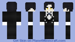 Claude Faustus Minecraft Skin