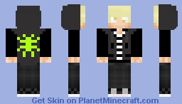 Derpy Teenager boy Minecraft Skin