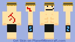 Kyno50 Minecraft Skin