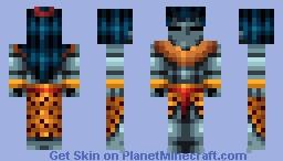 En Sabah Nur (X-Men) Minecraft Skin