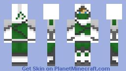Green Ninja Assassin Minecraft Skin