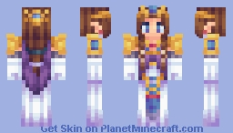 Zelda [LOZ Twilight Princess] Minecraft Skin