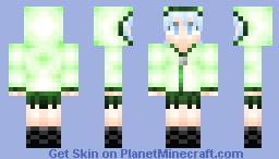 Creeper girl (first skin upload) Minecraft Skin