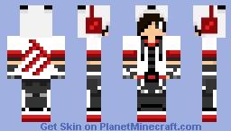 Request* Adrian ;) Minecraft Skin