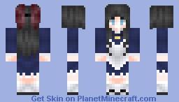 Aya- Mad Father {}Minetourcraft{} Minecraft Skin