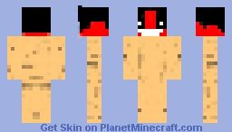 SMILE DOG Minecraft Skin