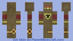 ClockWork Intelligence Minecraft Skin