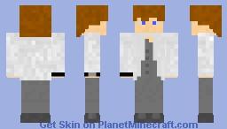 1.8 test skin Minecraft Skin