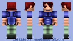 Not Amused ....   ._.   For The Emotion Skin Contest      by ~=SpaceGames=~ Minecraft Skin