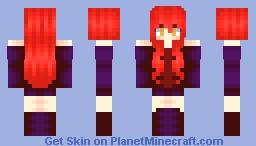 ☾ℛene - Anna shame (Contest entry)☽ Minecraft Skin