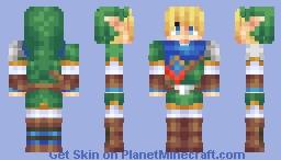 Link - The Legend of Zelda: Hyrule Warriors
