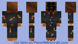 Greed (better in preview) Minecraft Skin