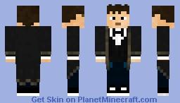10th doctor (David Tennant) 1.8 edition Minecraft Skin
