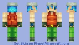 Nate - Light Aprrentice Minecraft Skin