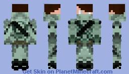 DDDD Minecraft Skin