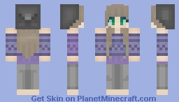Mah profile pic. ♥ Minecraft Skin