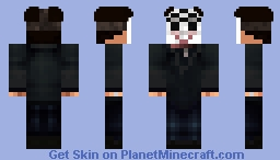 """GOD"" - [ THE PURGE: ANARCHY ] [ BETTER IN PREVIEW! ] Minecraft Skin"