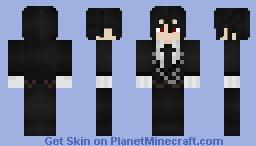 Sebastian Michaelis Minecraft Skin