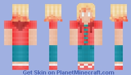 Humanstuck Terezi woo Minecraft Skin