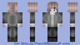 Sadness Minecraft Skin