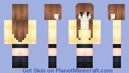Ƹ̵̡Ӝ̵̨̄Ʒ Yamada From B gata H Kei Ƹ̵̡Ӝ̵̨̄Ʒ Minecraft Skin  Ƹ̵̡Ӝ̵̨̄�...