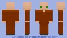 4-Bit Villager Minecraft Skin
