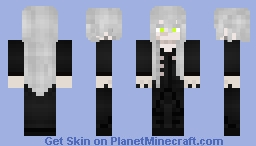 Undertaker | Ship Voyage Outfit Minecraft Skin