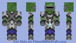 Diffrent Zombie Minecraft Skin